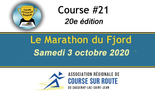 Marathon du Fjord